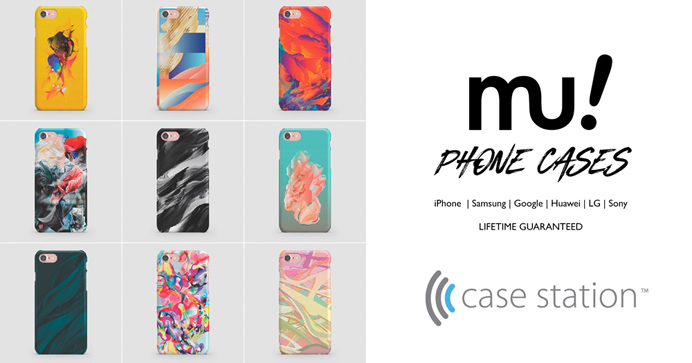 Mu Phone Cases